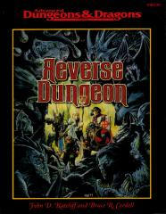 AD&D - Reverse Dungeon.PDF