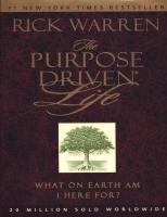 the purpose-driven life.pdf