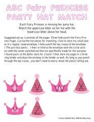 ABC Upper Lower Match Princess.pdf
