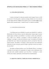 APOSTILA DE SOCIOLOGIA PARA O 1º ANO ENSINO MÉDIO.docx