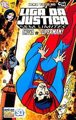 Liga da Justiça Sem Limites #45 (2008) (Bau-SQ-SQNF).cbr