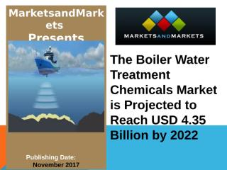 Boiler Water Treatment Chemicals Market.ppt