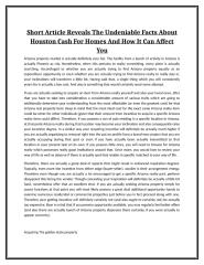Short Article Reveals The Undeniable Facts About Houston Cash For Homes And How It Can Affect You.doc
