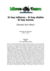 Si Hay Infierno; Si Hay Diablo; Si Hay Karma.doc