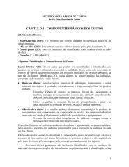 Cap 2 Componentes básicos de Custos.doc