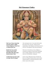 Shri Hanuman Chalisa.doc