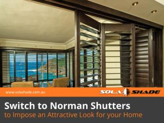 Buy High Quality Norman Plantation Shutters in Perth.pdf
