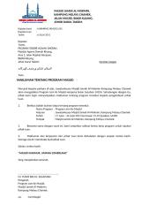 surat sumbangan prog jom ke masjid.doc