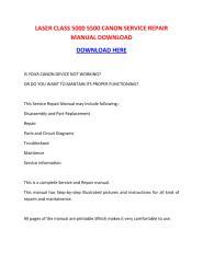LASER CLASS 5000 5500 CANON SERVICE REPAIR MANUAL DOWNLOAD.pdf
