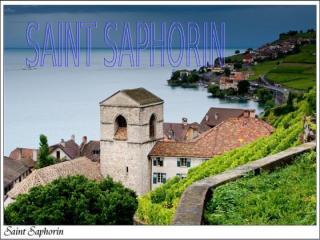 St Saphorin   I.0.pps