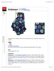 arabesquemosaicthrow.pdf