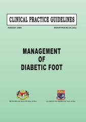 management of diabetic foot.pdf