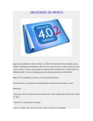 UNLOCK  IPHONE   4.0.2.docx